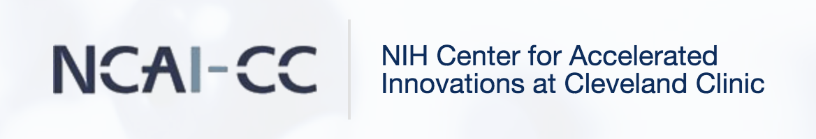 NIH Center for Accelerated Innovations at Cleveland Clinic