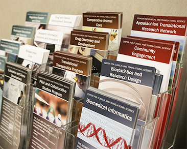 CCTS Research Support Rack Cards